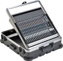 SKB19-P12 MIXER CASE Pop-up, 12U rack mounting frame
