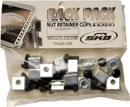 SKB 1SKB19-AC1 SPARE HARDWARE KIT For SKB-19 rack case, 12x nuts, bolts, rackmount fasteners