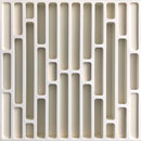 ARTNOVION LOGAN AE DIFFUSER Fire rated (FR++), 595x595mm, blanc + blanc, each