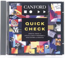 CANFORD QUICK CHECK TEST DISC