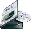 BPR TSG DVD SET Pro-video and audio test signal generator