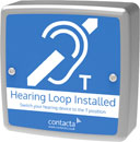 CONTACTA HEARING LOOPS - For Door Entry Systems