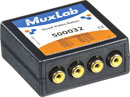 MUXLAB 500032 Quad video balun