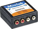 MUXLAB 500033 Quad audio balun