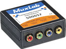 MUXLAB 500057 Component and composite video balun