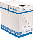 DRAKA CATEGORY 5E DATA CABLE Solid conductor - Low fire hazard