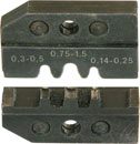 NEUTRIK DIE-R-HA-1 DIE SET For HX-R-BNC crimp tool