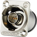 SWITCHCRAFT BNC CONNECTORS - Female, panel, Universal (D) Series - Back to back - 3G HD-SDI