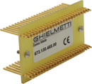 GHIELMETTI 673.130.465.00 LA 1x8 AV C CONNECTOR MODULE Spare for 48 channel LA M style panels