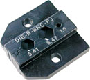 NEUTRIK DIE-R-BNC-PJ DIE SET For HX-R-BNC crimp tool