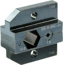 NEUTRIK DIE-R-BNC-ZPLUS DIE SET For HX-R-BNC crimp tool