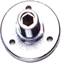 SHURE A12 MOUNTING FLANGE 5/8
