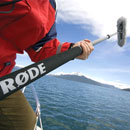 RODE BOOM POLES (FISHPOLES) - Aluminium and Carbon Fibre