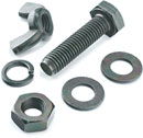 HOOK CLAMP M10 Bolt and wing nut kit