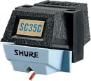 SHURE CARTRIDGES AND STYLI