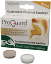 PROGUARD MOULD-YOUR-OWN EARPLUGS