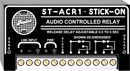 RDL ST-ACR1 AUDIO CONTROLLED RELAY Line level, 0.5 to 5 second release delay