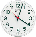 CANFORD QUARTZ WALL CLOCKS