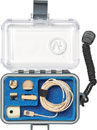 VOICE TECHNOLOGIES VT500 MINIATURE MICROPHONE Omni, inc accessories/case, beige