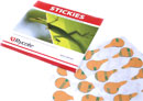 RYCOTE 065506 STICKIES MIC MOUNTS Adhesive pads only (1pk of 30)