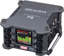 ZOOM FIELD RECORDER - F6