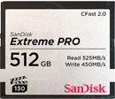SANDISK EXTREME PRO MEMORY CARDS - CFast 2.0
