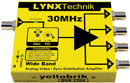 LYNX YELLOBRIK DVA 1714 DISTRIBUTION AMPLIFIER Video, 1x4, analogue/sync