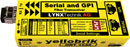 LYNX YELLOBRIK FIBRE OPTIC EXTENDERS - CWDM - Ethernet, serial and GPI - 40km