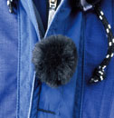 RYCOTE MICROPHONE WINDJAMMERS - Lavalier Furry
