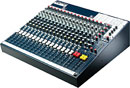 SOUNDCRAFT FX, LX SERIES MIXERS