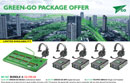 GREEN-GO PACKAGE 4