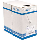 DRAKA CATEGORY 5E CABLE F/UTP (UC300 S24 Eca) LFH, Grey (Box-pak of 305m)