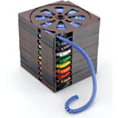 CABLE MARKER SET PTV+90 Reels, 0-9, 4 - 9mm, colour coded