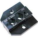 NEUTRIK DIE-R-BNC-PU DIE SET For HX-R-BNC crimp tool