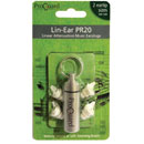 PROGUARD LIN-EAR PR20 LINEAR ATTENUATION MUSIC EARPLUGS
