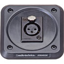AUDIO TECHNICA AT8646QM MICROPHONE PLATE With shockmount, screw terminal output