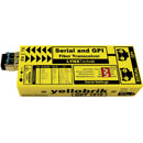 LYNX YELLOBRIK ODT 1510 FIBRE OPTIC TRANSCEIVER RS232/422/485 serial, 2x GPI, bi Dir, 10km, 1310nm
