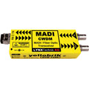 LYNX YELLOBRIK FIBRE OPTIC EXTENDERS - MADI - 10km or 40km with CWDM option