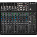 MACKIE 1402VLZ4 MIXER 6 mono mic/line, 4x stereo in, monitor, L, R, 2x aux out