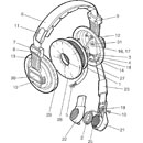 CANFORD HEADPHONE AND HEADSET SPARE PARTS - 200 Series