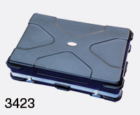 SKB-3423 MIXER CASE 876x578x229mm, twist-latch closure
